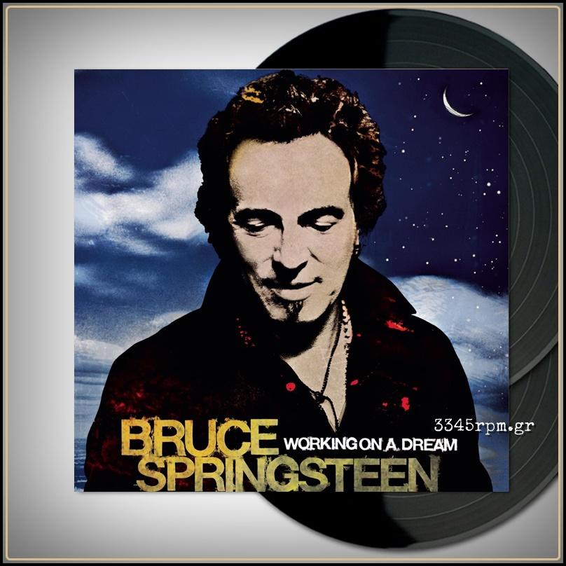 Springsteen, Bruce - Working On A Dream - Vinyl 2LP 180gr