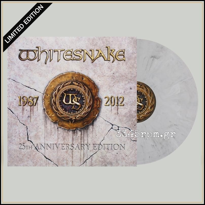Whitesnake - 1987-2012 - Vinyl LP Colored