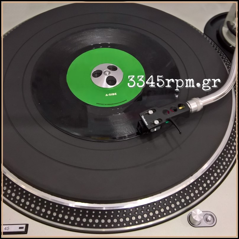 45s - 7inch Single Record Adaptor - Rega Type