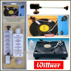 Automatic Record Cleaner Arm - Wittner