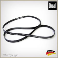 Dual CS 455 Turntable Drive Belt Replacement