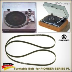 PIONEER Turntable Drive Belt