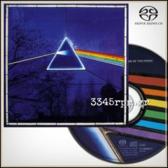 Pink Floyd - Dark Side Of The Moon - Super Audio CD - SACD Hybrid