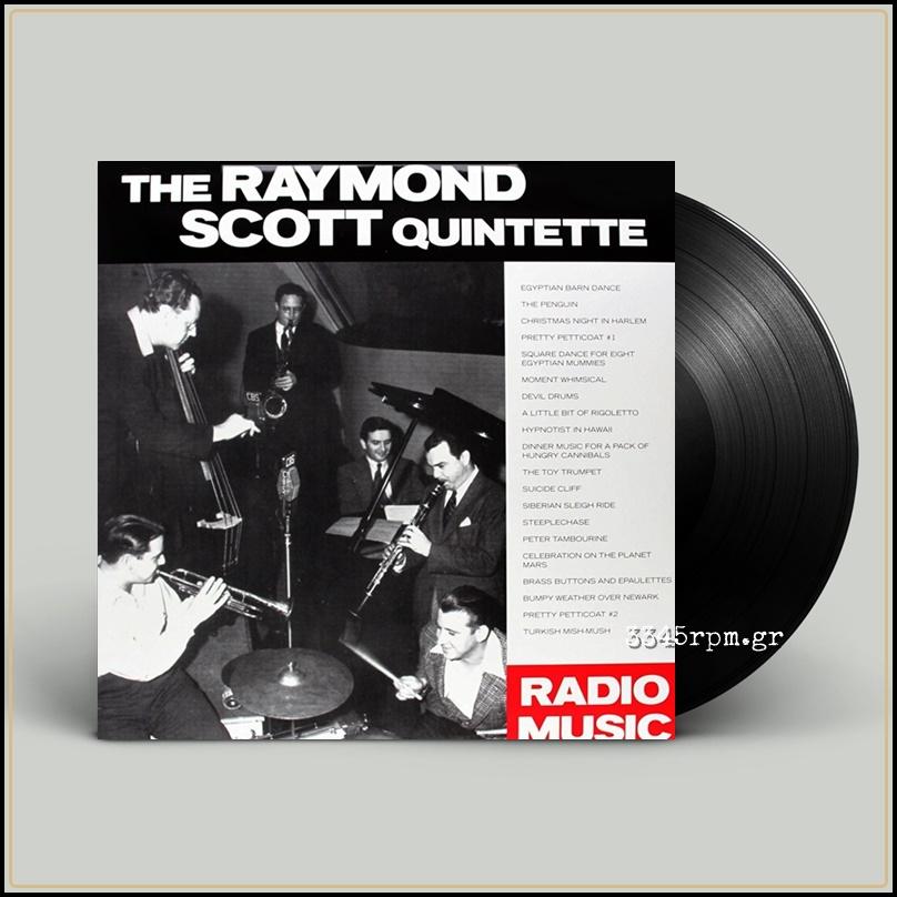 Scott, Raymond Quintet - Radio Music - Vinyl LP 180gr HQ