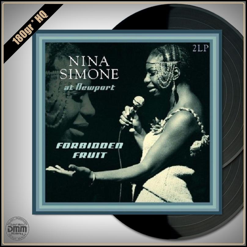 Simone, Nina - Forbidden Fruit - At Newport - Vinyl 2LP 180gr DMM