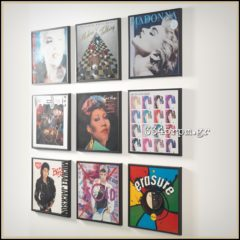 Vinyl Record Frame Display LP - 12inch