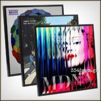 Vinyl Record Frame Display LP_12inch