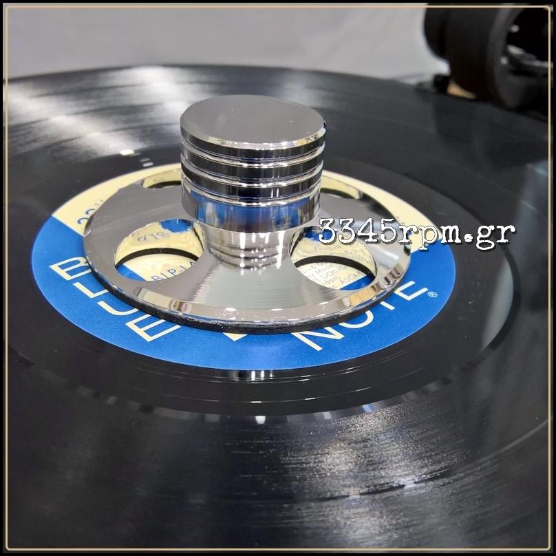 Vinyl Aid Va 230 Turntable Disc Stabilizer Record