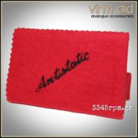 AntiStatic Record Cleaning Cloth Vinyl Aid
