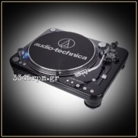 AudioTechnica Slipmat for Turntable