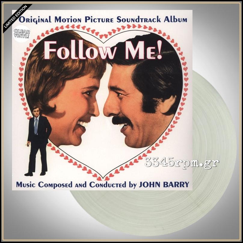 Barry, John - Follow Me OST - Vinyl LP 180gr HQ
