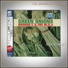 Booker T. & The Mg's - Green Onions - CD Japan