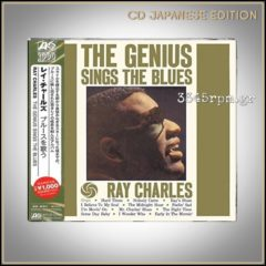 Charles, Ray - The Genius Sing The Blues - CD Japan