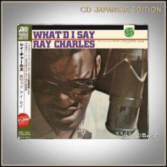 Charles, Ray - What'd I Say - CD Japan