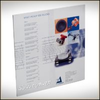 Clearaudio Music Pickup Test Record Vinyl LP 180gr