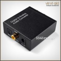 Mini DAC-Digital to Analog Audio Converter