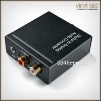 Mini DAC_Digital to Analog Audio Converter