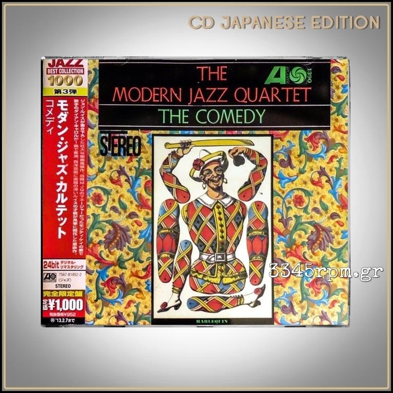 Modern Jazz Quartet - The Comedy - CD Japan
