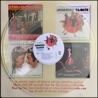 Modesty Blaise OST -Colored Vinyl LP 180gr