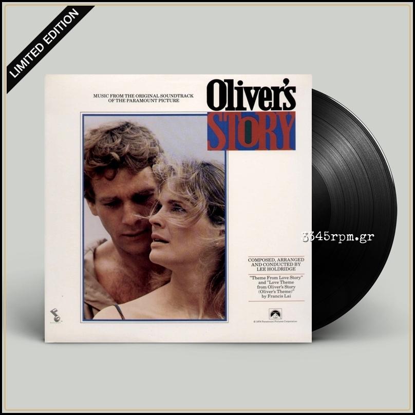 Oliver's Story OST - Vinyl LP