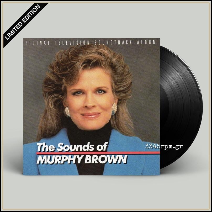 The Sounds Of Murphy Brown OST - Vinyl LP