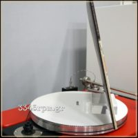 Vinyl Record Stand - Now Playing Record -LP 10