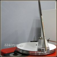 Vinyl Record Stand - Now Playing Record LP 32