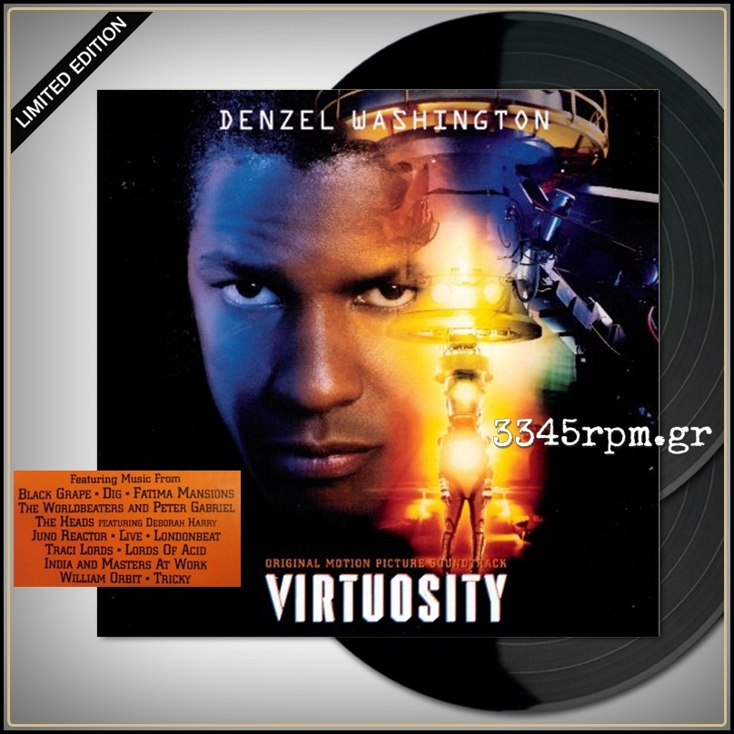 Virtuosity OST - Vinyl 2LP