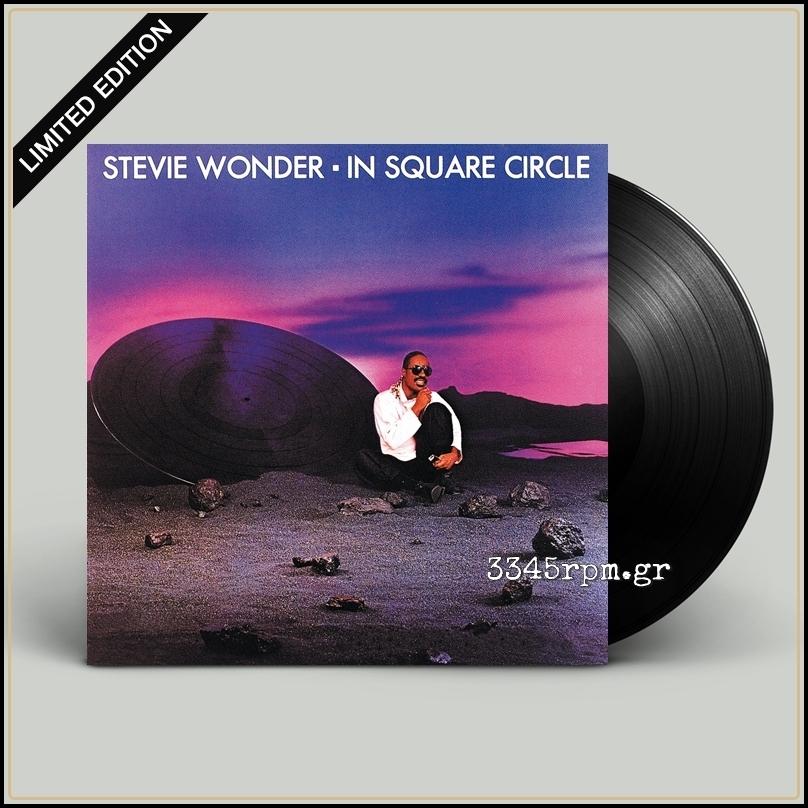 Wonder, Stevie - In Square Circle - Vinyl LP