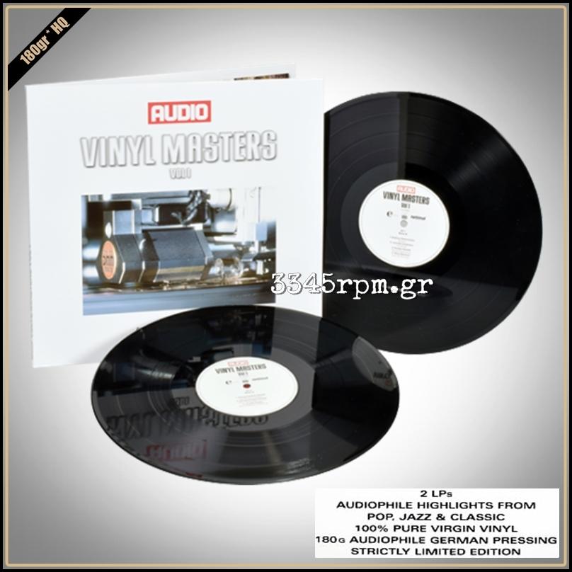 Audio Vinyl Masters Vol.1 - Vinyl 2LP 180gr HQ