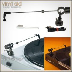 Automatic Anti-static Record Cleaning Arm Vinyl Aid