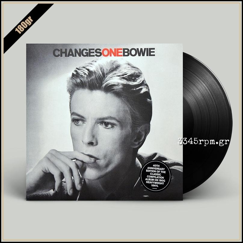 Bowie, David - Changes One Bowie - Vinyl LP 180gr