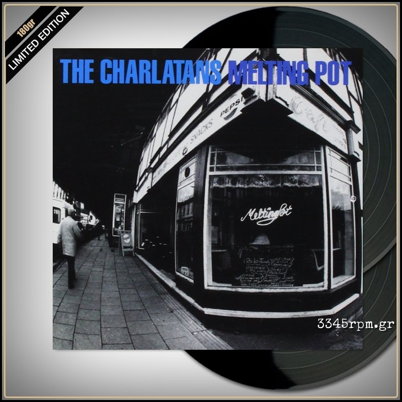 Charlatans - Melting Pot - Vinyl 2LP 180gr