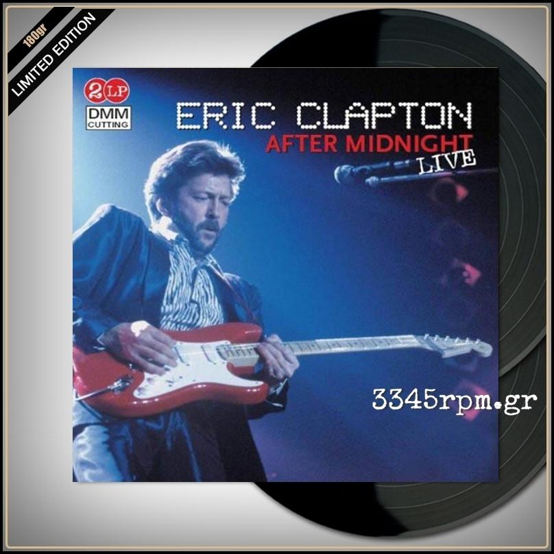 Clapton, Eric - After Midnight Live - Vinyl 2LP 180gr