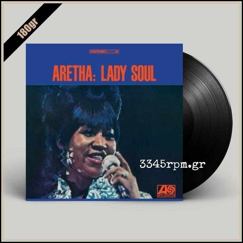 Franklin, Aretha - Lady Soul - Vinyl LP 180gr