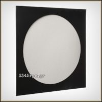Standard Cover for Picture Disc LP- Black