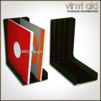 Storage Stand for 80 Vinyl Records LP_