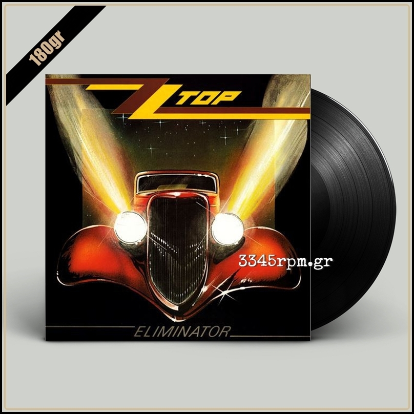 Zz Top Eliminator Vinyl Lp 180gr Hq Zz Top