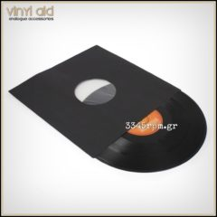 Antistatic Inner Sleeves for LPs - 12inch - Black