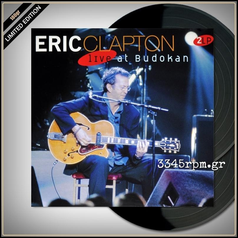 Clapton, Eric - Live at Budokan - Vinyl 2LP 180gr