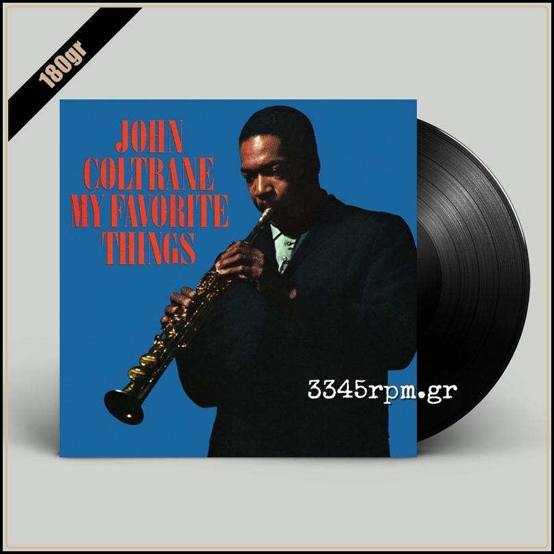 Coltrane, John - My Favorite Things - Vinyl LP 180gr