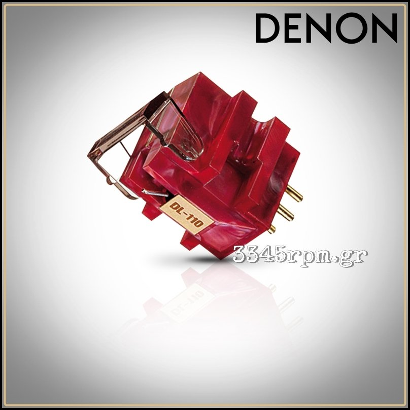 Denon DL-110 High Output Phono Cartridge MC