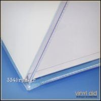 Gatefold Record Outer Sleeves LP- PVC crystal clear
