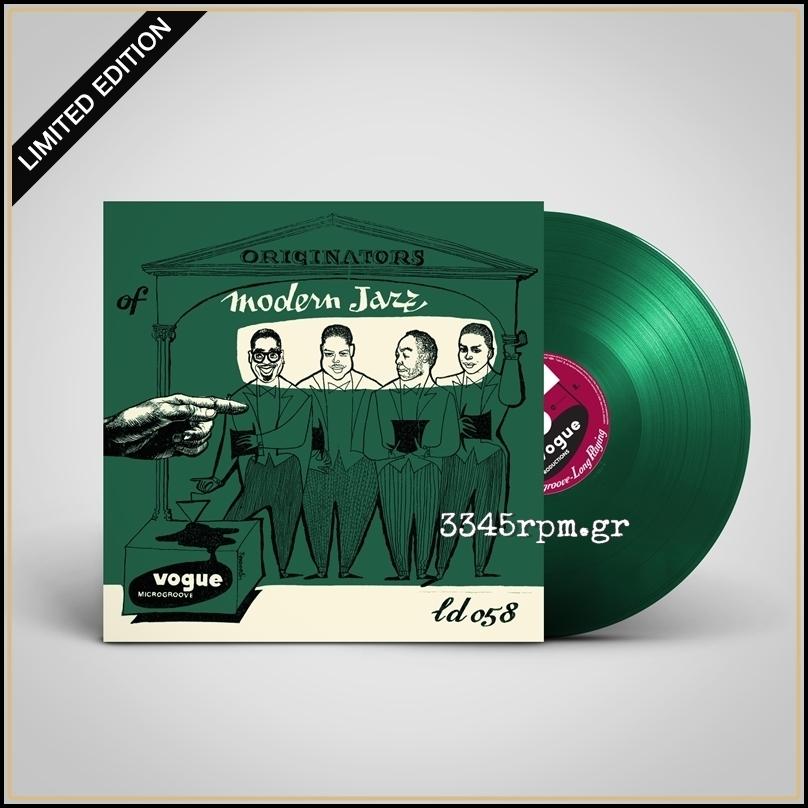Originators Of Modern Jazz - Vinyl LP Colored