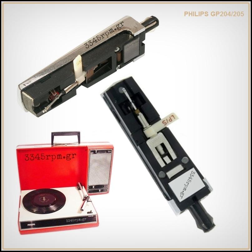 Philips 22 GP200 204 205 300 Cartridge