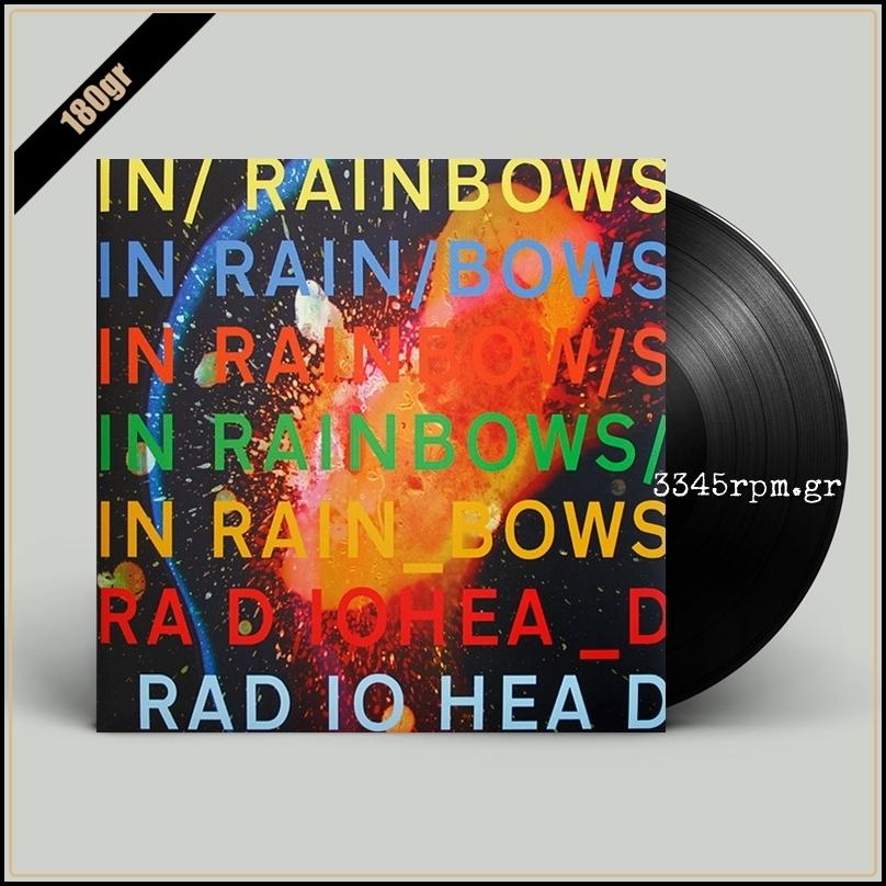 Radiohead - In Rainbows - Vinyl LP 180gr