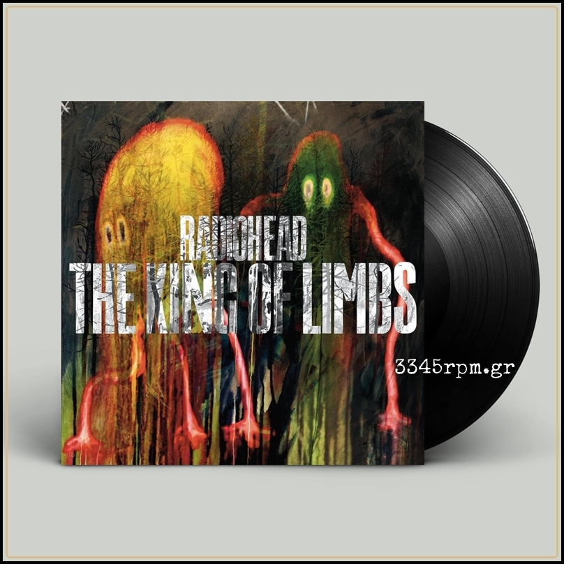 Radiohead - The King Of Limbs - Vinyl LP