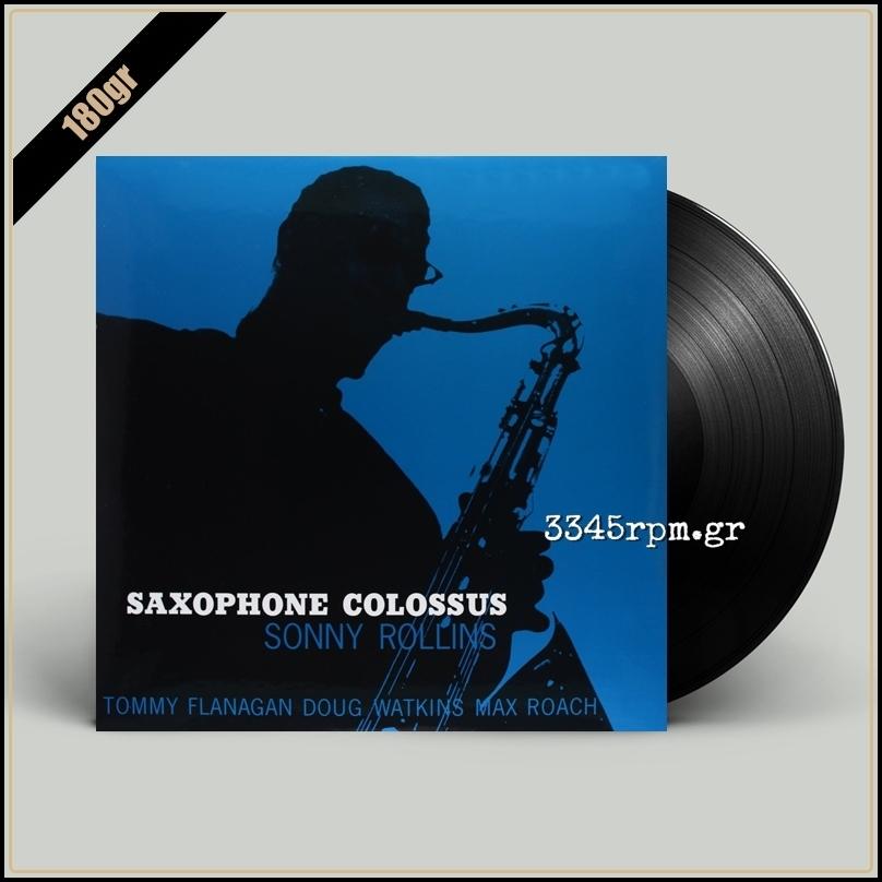 Rollins, Sonny - Saxophone Colossus - Vinyl LP 180gr