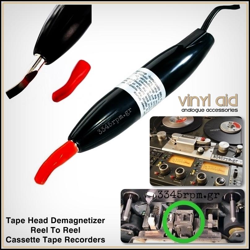 Tape Head Demagnetizer