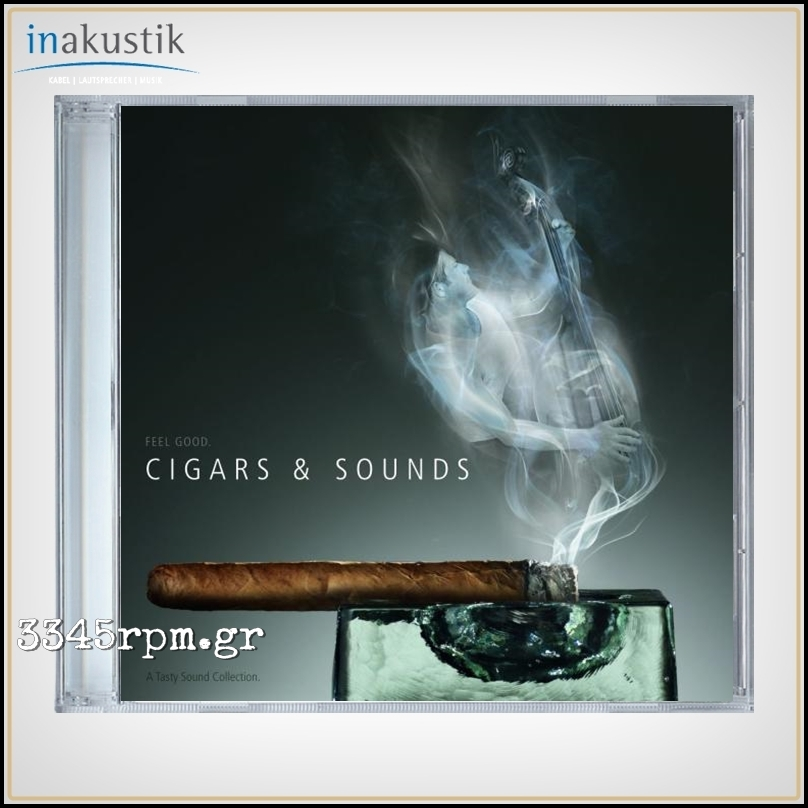 Cigars & Sounds - A Tasty Sound Collection - CD